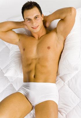 un bărbat nu are erecție dimineața)