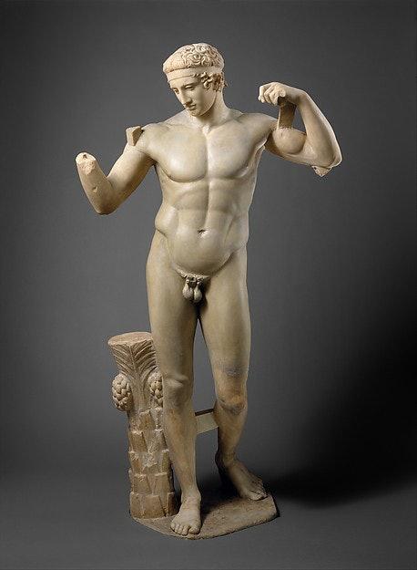 sculptură romană penis fără erecție din cauza soției înșelătoare