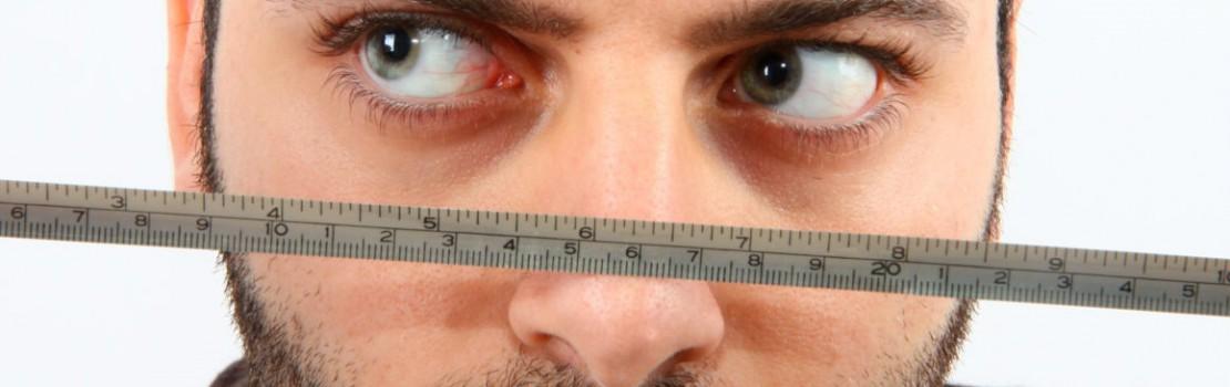 dimensiunea penisului depinde de nas)
