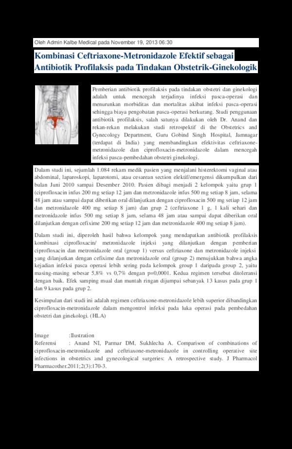 afectează metronidazolul la erecție