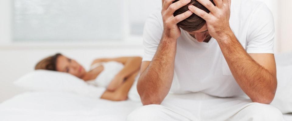 slăbiciune a erecției