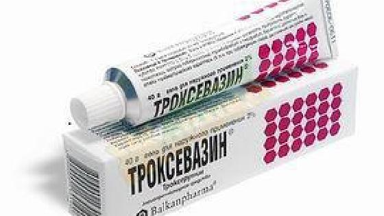 troxevasin pentru erecție