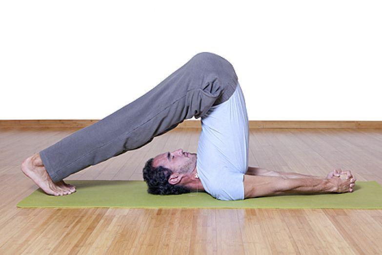 exerciții de yoga pentru erecție