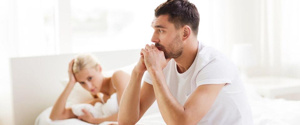 ejacularea nu are loc în timpul erecției