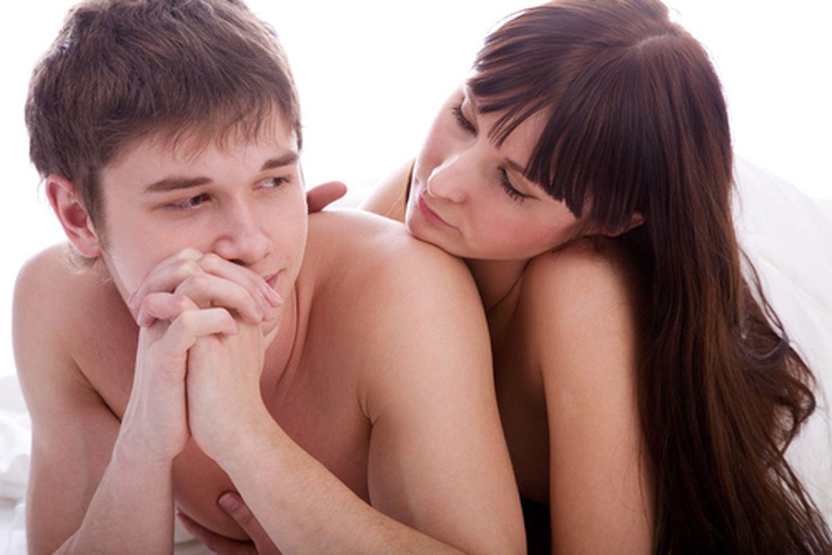 erecție după divorț)
