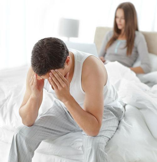 a apărut o erecție în timpul masajului de prostată