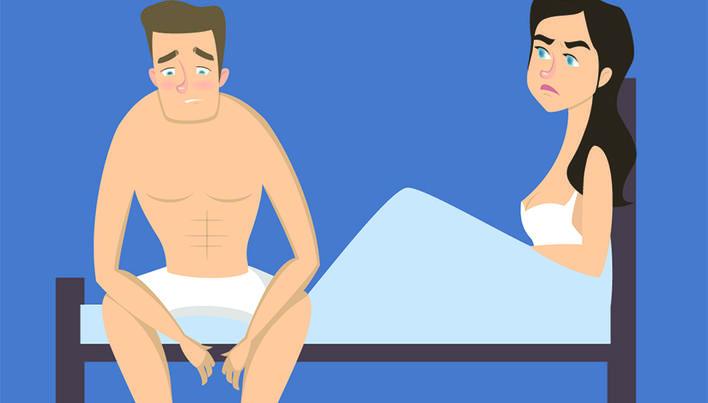 circumferinta penisului masculin tipul avea o erecție slabă