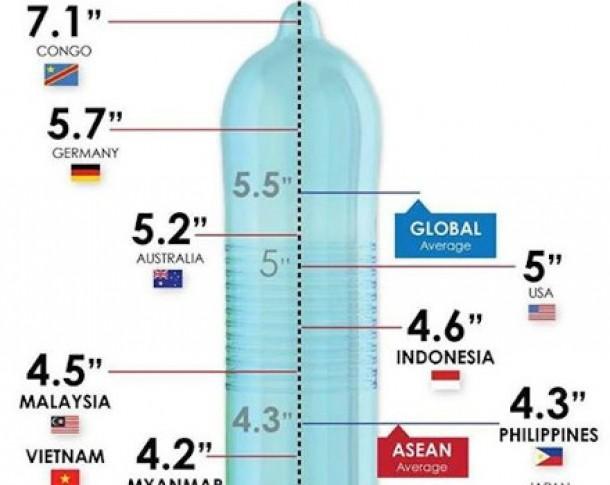 dimensiunile penisului la europeni)