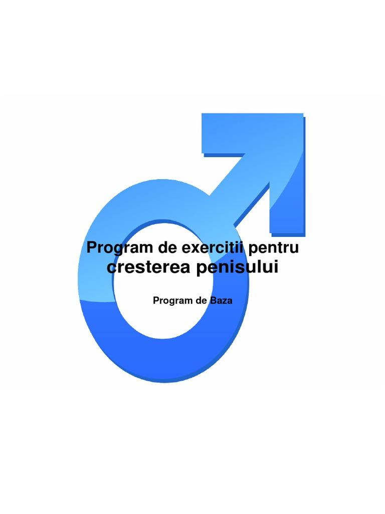 sistemul de antrenament pentru mărirea penisului