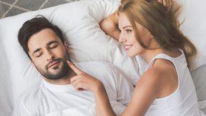 soțul are o erecție, dar nu are nicio dorință