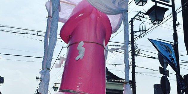 festivalul penisului de fier)