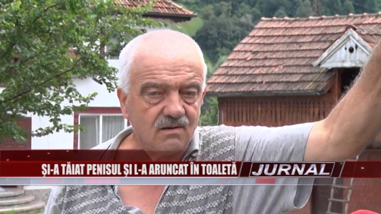 omul îi taie penisul