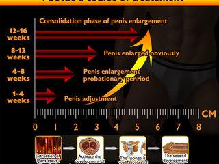 dimensiunea penisului cum să crească