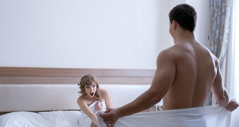 erecție slăbită la tineri