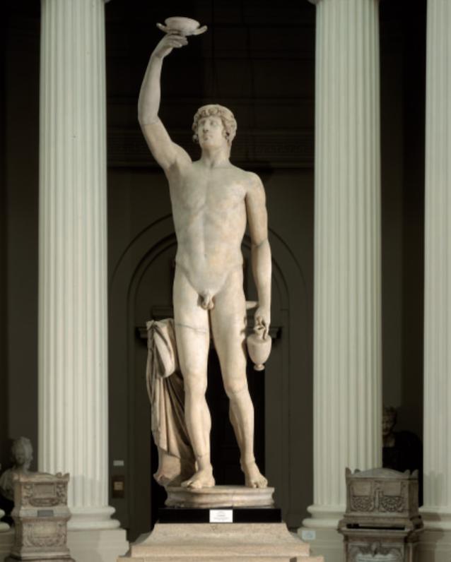 sculptură romană penis stimulator de erecție electric