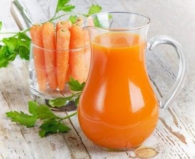 suc de morcovi pentru erecții)