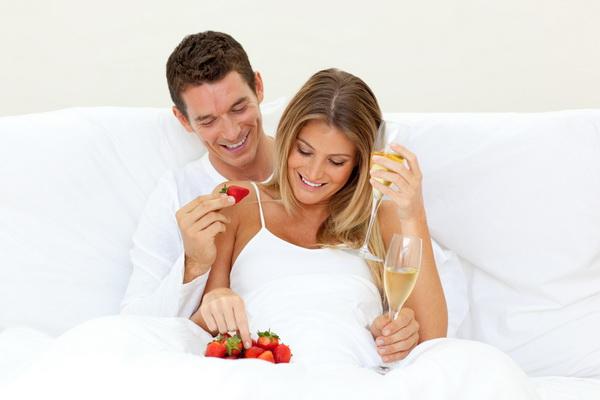 Imbunatatirea vietii sexuale: alimente recomandate si interzise
