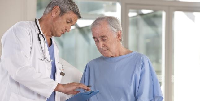 Impotenta dupa indepartarea prostatei la barbatii cu cancer de prostata - Clinica Sexologie