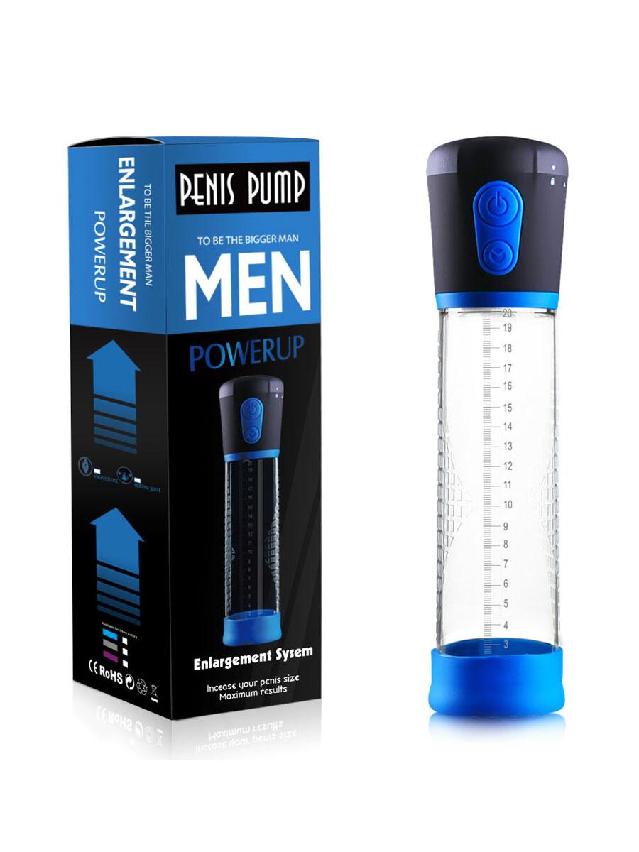 pompe de penis de casă)