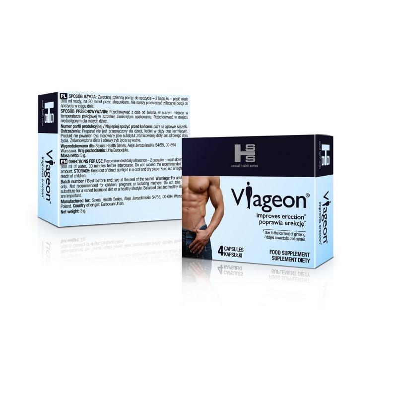 Viagra cu erecție normală
