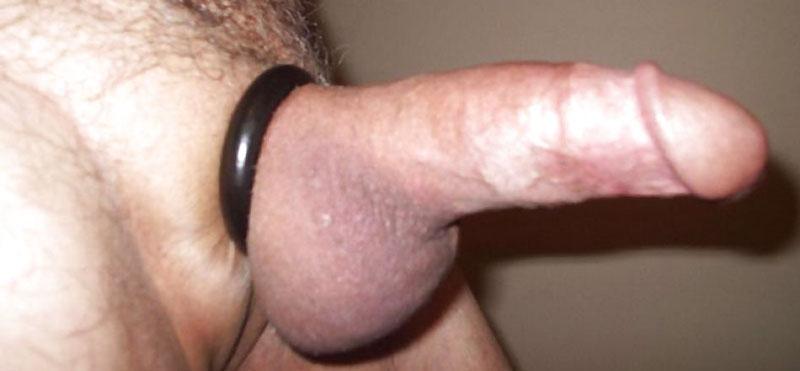 testiculele se măresc în timpul erecției