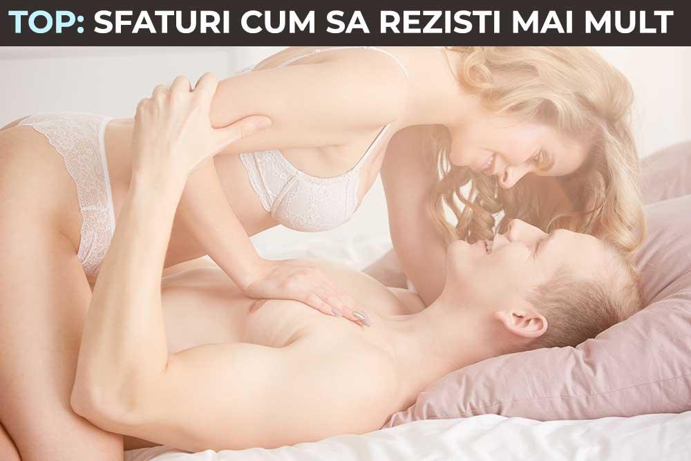 o erecție rămâne după actul sexual)