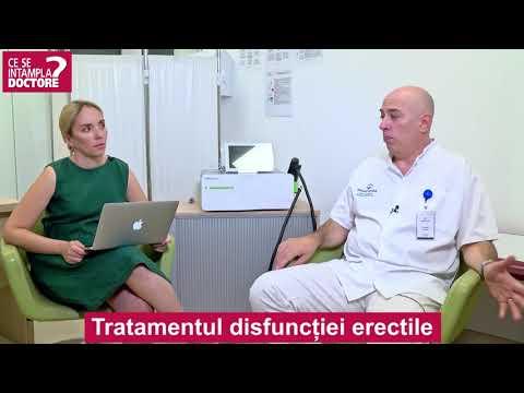 pentru tratamentul disfuncției erectile)