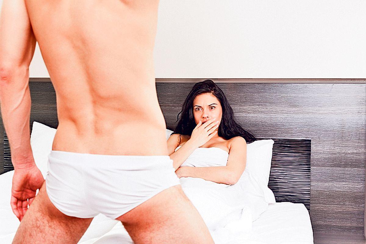 La ce se gândesc femeile când văd prima dată penisul iubitului