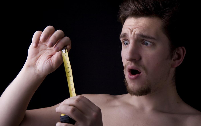 dimensiunea statistică medie a penisului