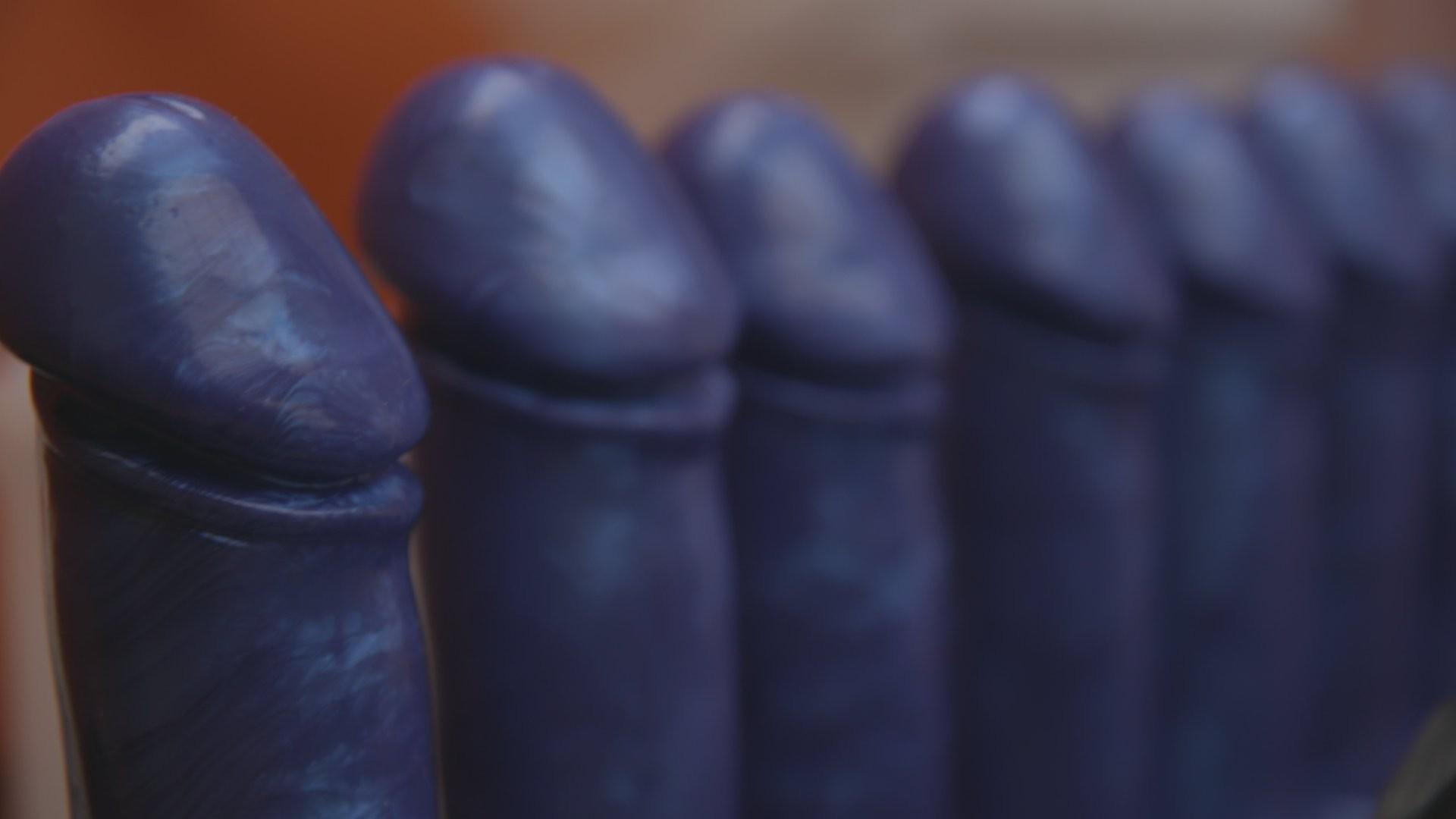Doc Johnson Erectie Furioasa Penis Dublu - 45cm - Sex Shop