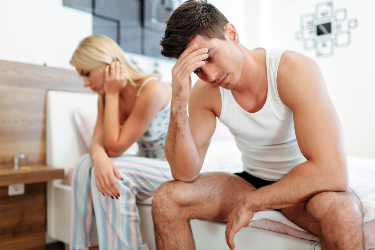 erecție și ovulație
