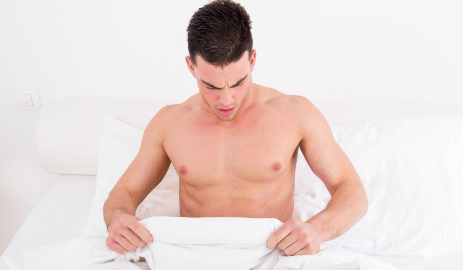 erecție în timpul ovulației)