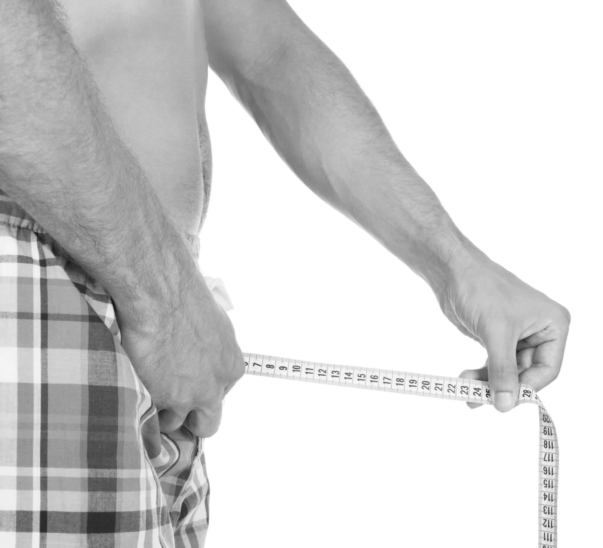 Este posibil să măriți penisul cu prostatită?