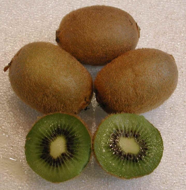 kiwi pentru o erecție