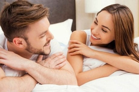 o femeie cum să ridice o erecție la un bărbat