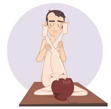 poziție confortabilă pentru un penis mic
