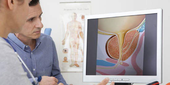 prostatita erectie cronica a prostatitei