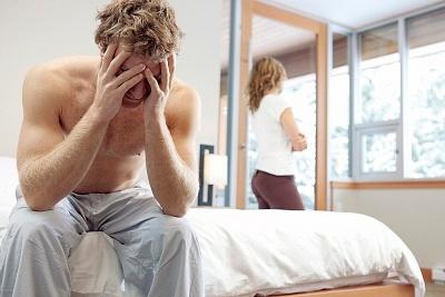 prostatită cronică și erecție slabă)