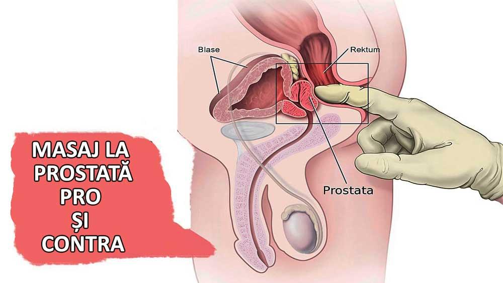 stimularea prostatei penisului