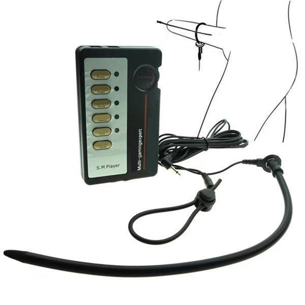 electrostimularea penisului în contact