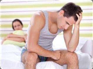 lipsa erecției sau lipsa acesteia
